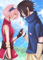 Sasusaku: A Twist In Time by Mariyand-R