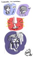 I love cats, but... by chlove-art