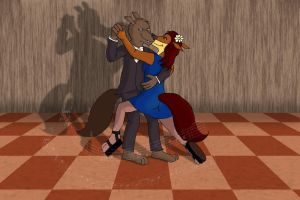The Dance (updated) by Ayi82