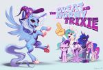 The Great and Horny Trixie by Imalou
