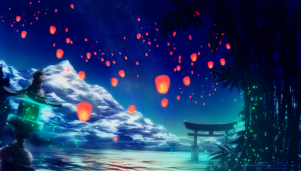 Latern Festival - Chillstep by Kaoyux