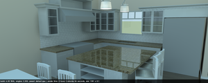 Unfinished Kitchen by 7Dexter7
