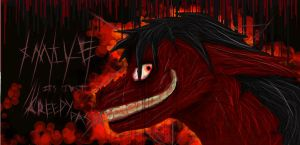 Its only a Creepypasta by Raven97