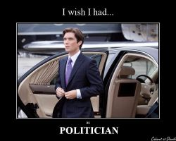 Cillian Murphy as Politician by CABARETdelDIAVOLO
