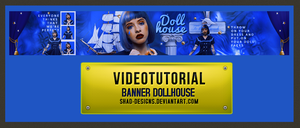 VIDEOTUTORIAL {banner dollhouse} by shad-designs