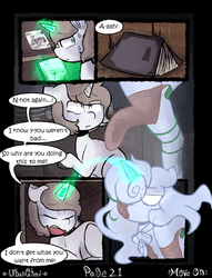 Move On - Page 21 by UrbanQhoul