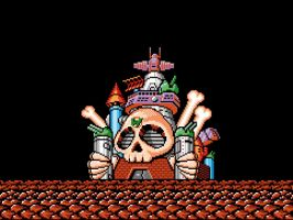 Wily Castle Gameboy by abonny