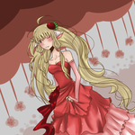 :Chobits  -  Chi: by milkie-nommi