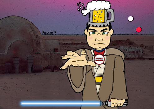 May The 4th Be With You From Captain Beer by chelano