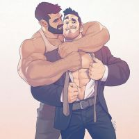 Hunks of the week #57 by silverjow