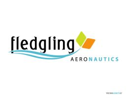 Fledgling Aeronautics logo by Pencil-Dragonslayer