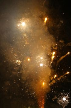 Firework Stock 141 by Malleni-Stock