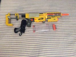 HvZ modified Nerf recon M4 by Darkswag