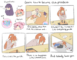 How to become club president by Kechuppika