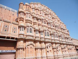 Hawa Mahal (Air palace) by jainswapnil52