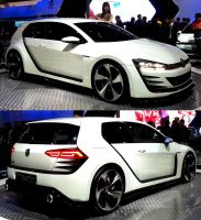 Vision GTI Concept by toyonda