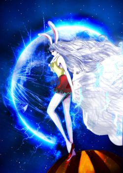 One Piece 888 Carrot FullMoon transformation Suron by Amanomoon