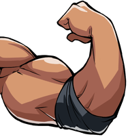 Muscle2 by qwertyshudder23
