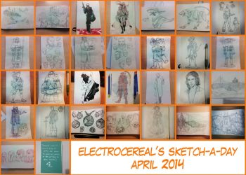 April 2014 by ElectroCereal