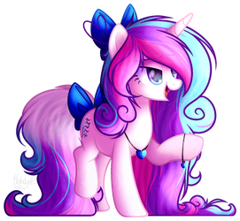 Commission   Magical Melody by MelodySweetheart