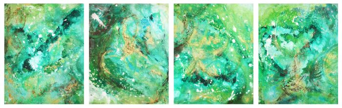 Mother earth complete serie by Hypholia