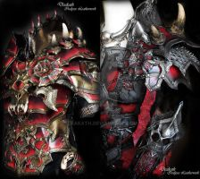 Chaos armor by Deakath