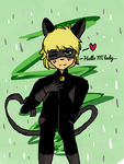 Miraculous .:Chat Noir:. by Pinkie---Dash