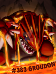 Groudon by HPE24