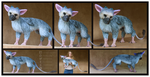 Trico: The Last Guardian -Custom Art Doll by Nazegoreng
