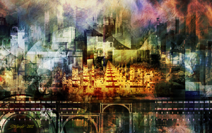 City of Dreamers by raysheaf