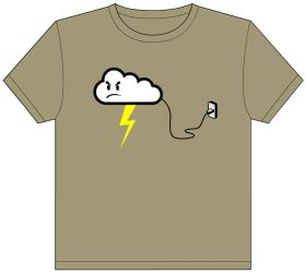 electric cloud by FoT