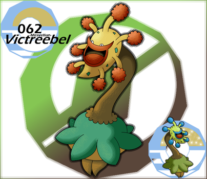 062 Miravellian Victreebel by PamtreWC