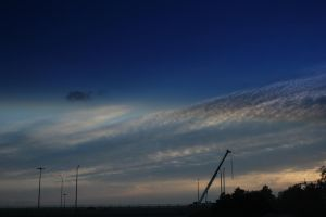 Skies Over Toronto 3. by Tinker-Jet