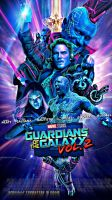 Guardians Of The Galaxy Vol.2 Poster MAXIMUM NEON! by Korkmaz0648