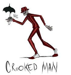 The Crooked Man by wkeeble12