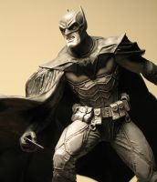 Bermejo Batman paint  4 by BLACKPLAGUE1348
