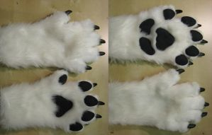 Bleis Handpaws Finished by Monoyasha