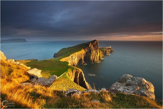 Neist Point by ClaudeG
