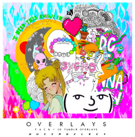 Overlays n' More /pack by Queendelrey