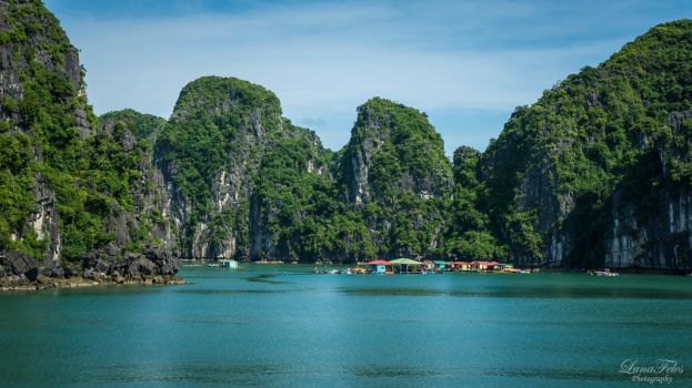 Halong Bay by LunaFeles