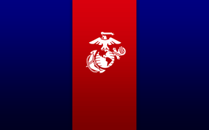 Marine Corps Wallpaper - Wide by Little-Bot