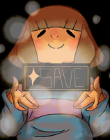 UnderTale- Save by Owllion