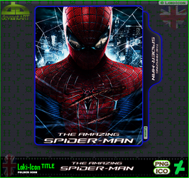 The Amazing Spider Man (2012)1 by Loki-Icon