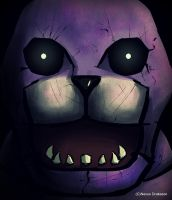 Five Nights at Freddy's: Bonnie the Bunny by NexusDrakeson