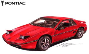 The American Toyota MR2 by toyonda
