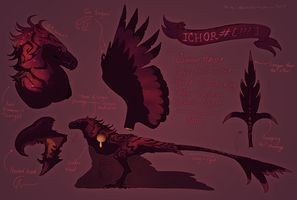 Ichor Reference by Skiber