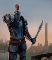 Oblivion - You violated the law! by SirDanielofBrindley