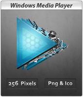 Windows Media Player - Icon by Crussong