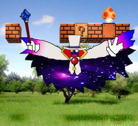 Count Bleck by AirGuitarist
