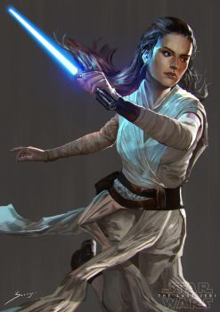Rey by Ron-faure